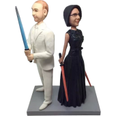 Star Wars Couple Bobbleheads