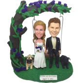 Under The Tree Wedding Bobbles