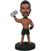Workout Buddy Custom Bobblehead