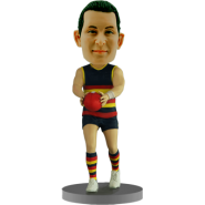 Adelaide Crows Football Custom Bobblehead