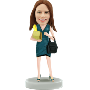 Custom Bobble Head Mother