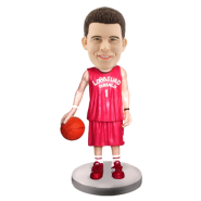 Custom Bobblehead Basketball
