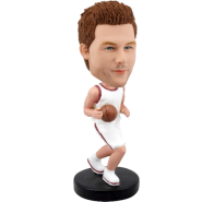 Custom bobblehead Basketball Player