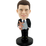 Custom bobblehead Daddy