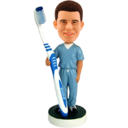 Custom Bobblehead Dentist