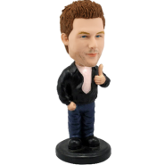 Customised bobblehead Boss