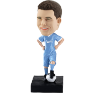 Customised bobblehead Football Player
