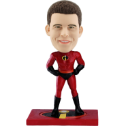 Customized Bobblehead Super Hero