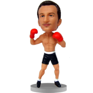 Customised Boxing Bobblehead