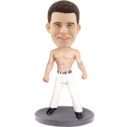 Customized Bobblehead Fighter