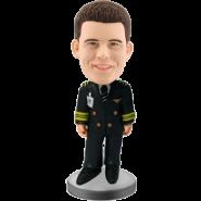Customized Bobblehead Officer