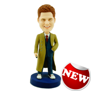 Doctor Who Custom Bobblehead