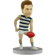Personalised Australian Football Bobble Head