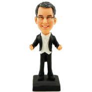 Custom Bobble Head Music Conductor