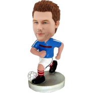 Custom France Football bobblehead