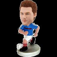 Custom France Football bobblehead
