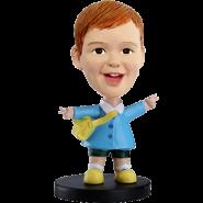 School Boy Custom Bobble Head
