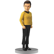 Custom Star Trek Captain Bobble Head