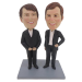 Personalised Brothers Bobbleheads