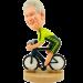 Custom Bobblehead Biker