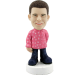Custom Bobblehead Chinese Man