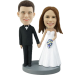 Custom Bride and Groom Bobble head