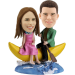 Custom Couple Bobble head