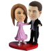 Custom Dance Wedding Bobble head