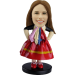 Personalised Dancer Bobble Head