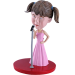 Personalized Bobble Head Singer