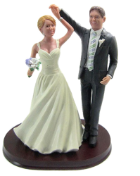 dancing couple wedding cake topper and wedding cake topper 13328