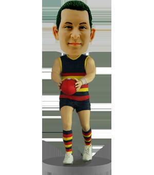 Custom Bobblehead for AFL Fan