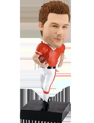 Custom Bobble Head American Football