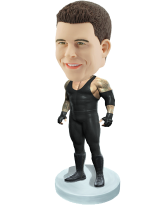Custom Bobble Head Fighter