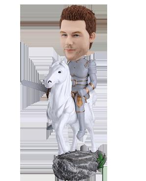 Custom Bobble Head Knight