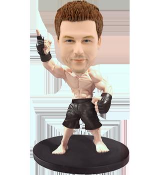 Custom bobblehead Martial Arts