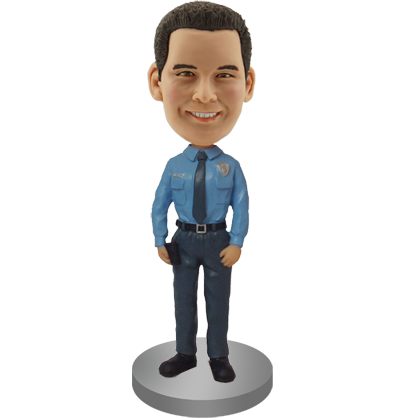 Custom Bobblehead Security