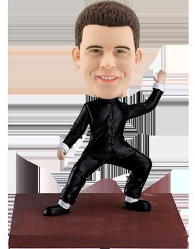 Kungfu Bobble Head