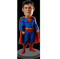 Custom Superman Bobble head
