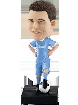 Customised bobblehead Football Player