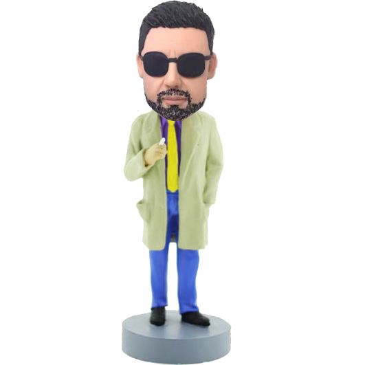 Director Custom Bobblehead