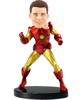 Customised Bobblehead Iron Man