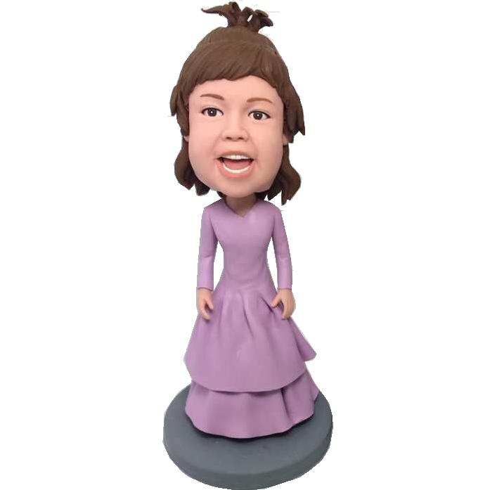 Little Princess Custom Bobblehead