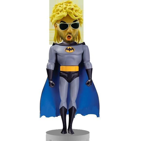 Personalised Batman Bobble Head