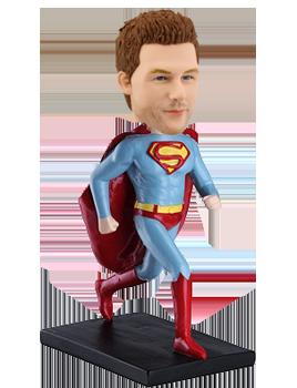 Personalised Bobble Head Superman