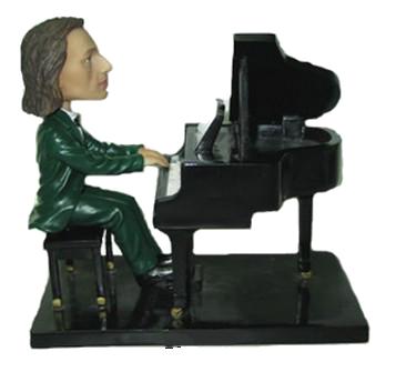 Pianist Custom Bobblehead