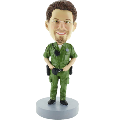 Soldier Customised Bobblehead