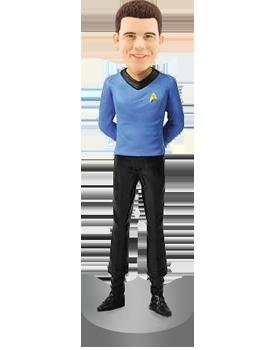 Star Trek Custom Bobblehead
