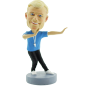 Athlete Custom Bobblehead