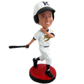 Baseball Boy Custom Bobblehead
